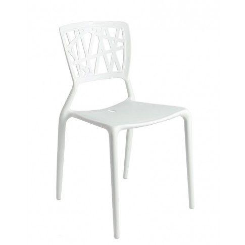 Zdjęcie produktu Krzesło Timmi - białe.