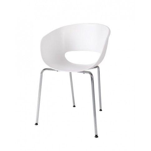 Zdjęcie produktu Krzesło Malto - białe.