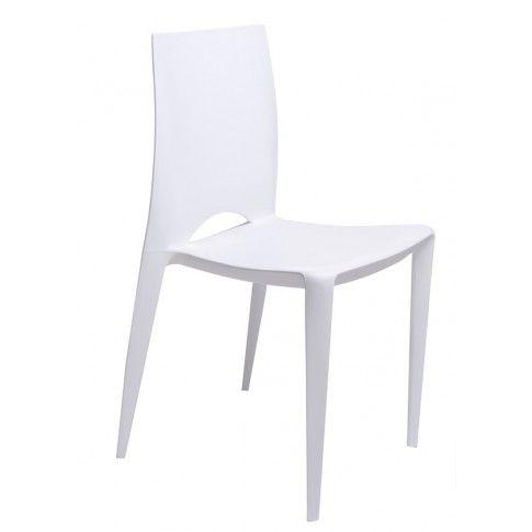 Zdjęcie produktu Krzesło Malio - białe.