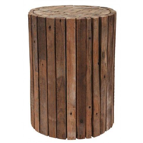 Zdjęcie produktu Taboret Villy - drewniany.
