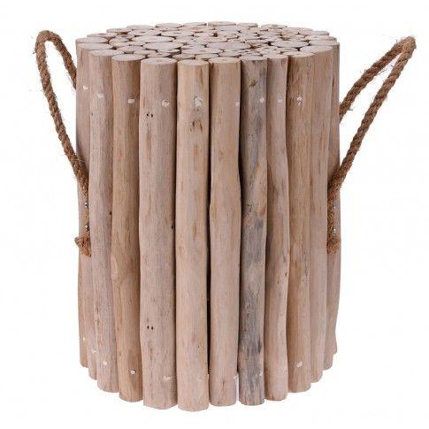 Zdjęcie produktu Taboret Villis - drewniany.