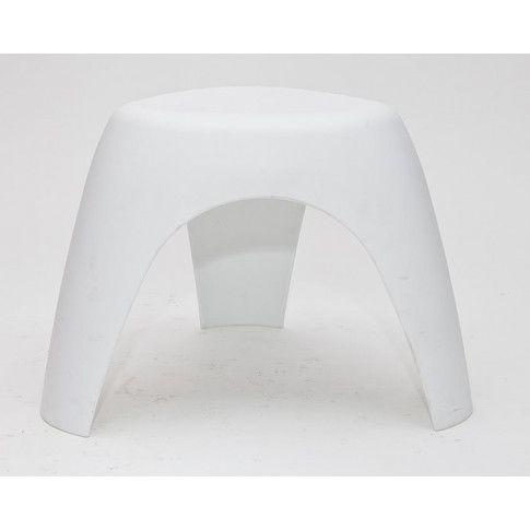 Zdjęcie produktu Taboret Milko - biały.