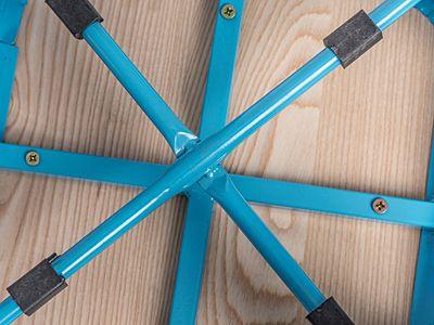 Stylowy hoker Kimmi 3X - niebieski