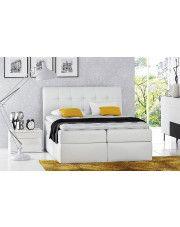 Łóżko kontynentalne Nadar 120x200 - 44 kolory