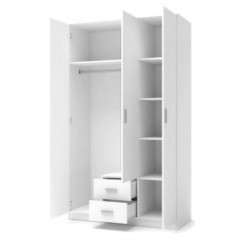 Zdjęcie produktu Szafa Lines S3 - biała.