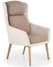 Fotel wypoczynkowy Kossan - beżowy