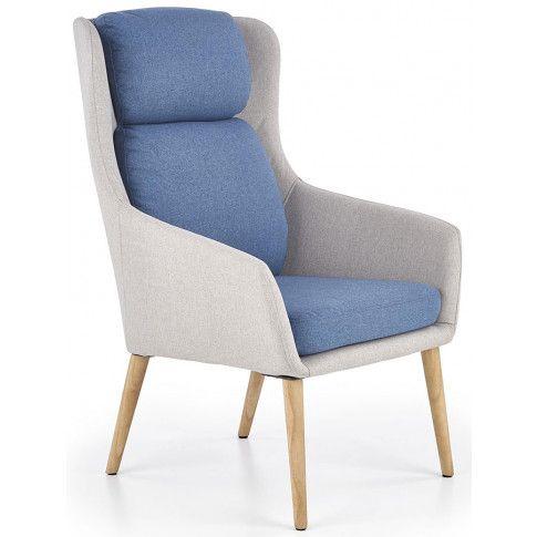 Fotel Wypoczynkowy Kossan Niebieski