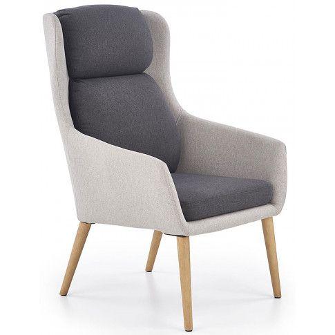 Zdjęcie produktu Fotel wypoczynkowy Kossan - popielaty.