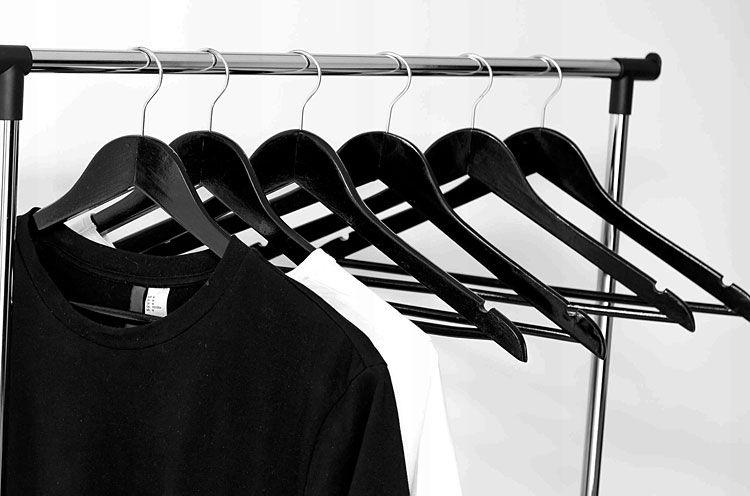 Komplet 3 wieszaków na ubrania, kurtki Wixi X6