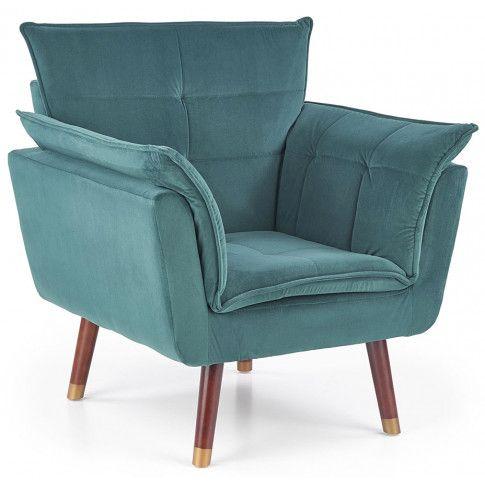 Zdjęcie produktu Fotel wypoczynkowy Raven - zielony.
