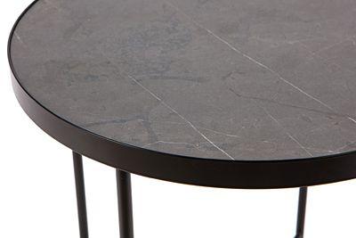 Modny stolik kawowy Costro - marmur
