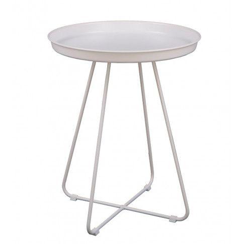 Zdjęcie produktu Biały stolik kawowy Ralto.