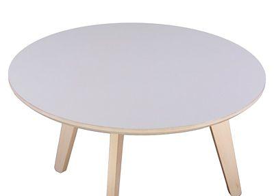 Nowoczesny stolik kawowy Memit - okrągły