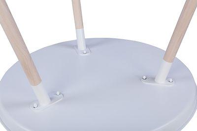 Modny stolik Wiwo 3X - biały