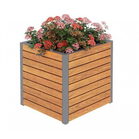 Zdjęcie produktu Skrzynka ogrodowa Zeris 3x - 24 kolory.