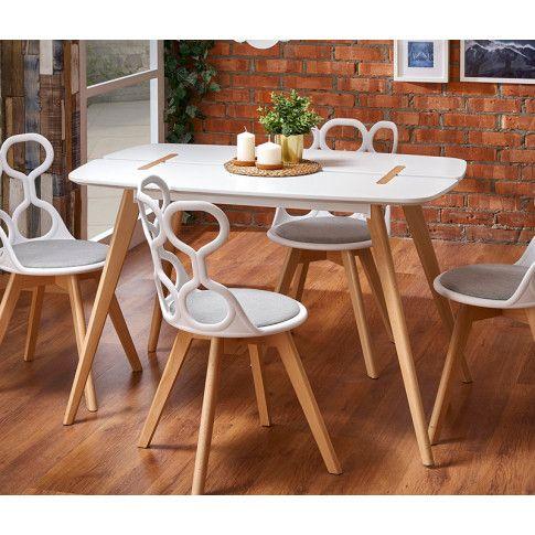 Zdjęcie produktu Stół Alefi - biały.