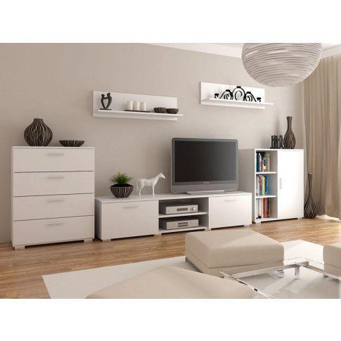 Zdjęcie produktu Meblościanka Doreno - biała.