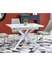 Rozkładany stół Rabor - biały