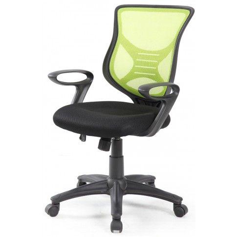 Zdjęcie produktu Fotel obrotowy Rego - zielony.