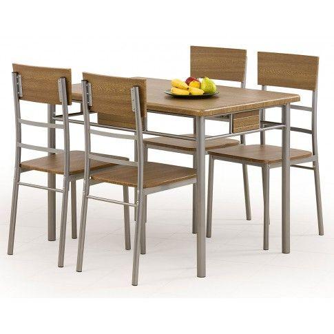 Zdjęcie produktu Stół z krzesłami Dastin.