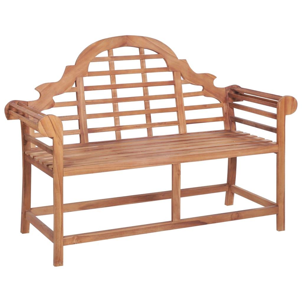 Ławka ogrodowa Cecilia drewniana