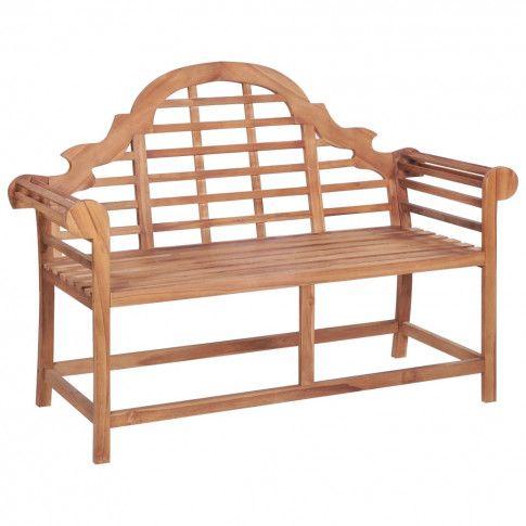Zdjęcie produktu Ławka drewniana ogrodowa Cecilia .