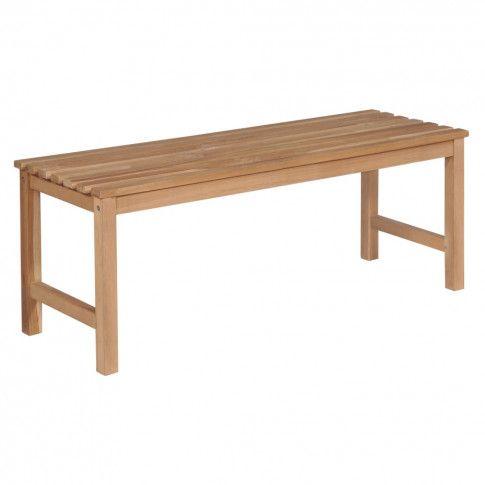 Zdjęcie produktu Drewniana ławka ogrodowa Adela.