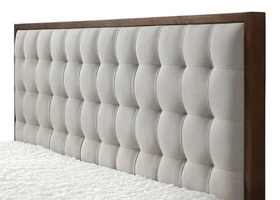 Designerskie łóżko Auston - vintage