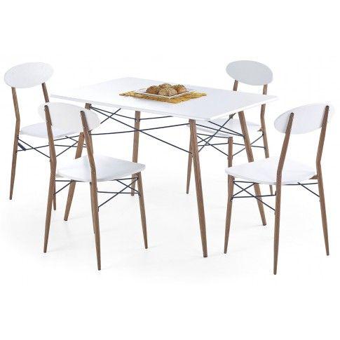 Zdjęcie produktu Stół z krzesłami Rexin 3X.