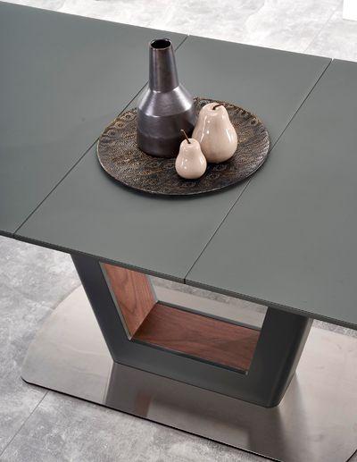 Stylowy stół Tanum - antracyt