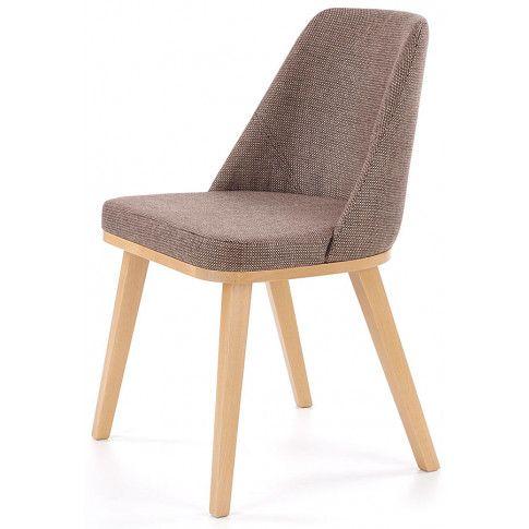 Zdjęcie produktu Krzesło drewniane Master - brązowe.