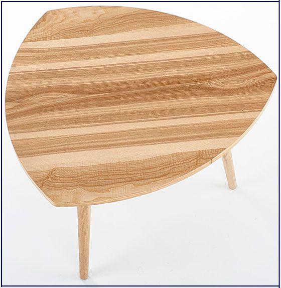 Drewniana ława do salonu, sypialni Tina