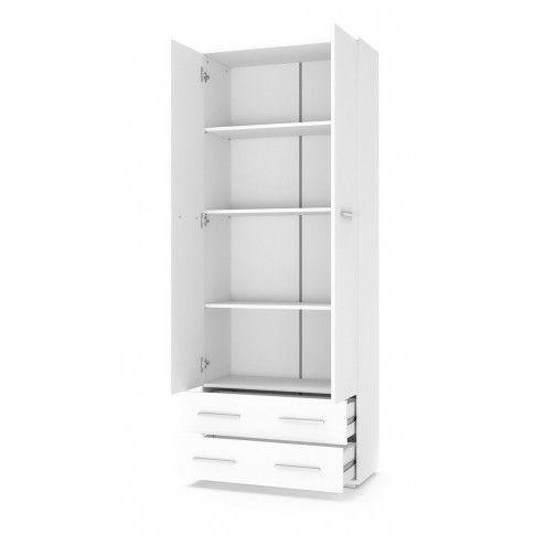 Zdjęcie produktu Regał Lines C6 - biały.