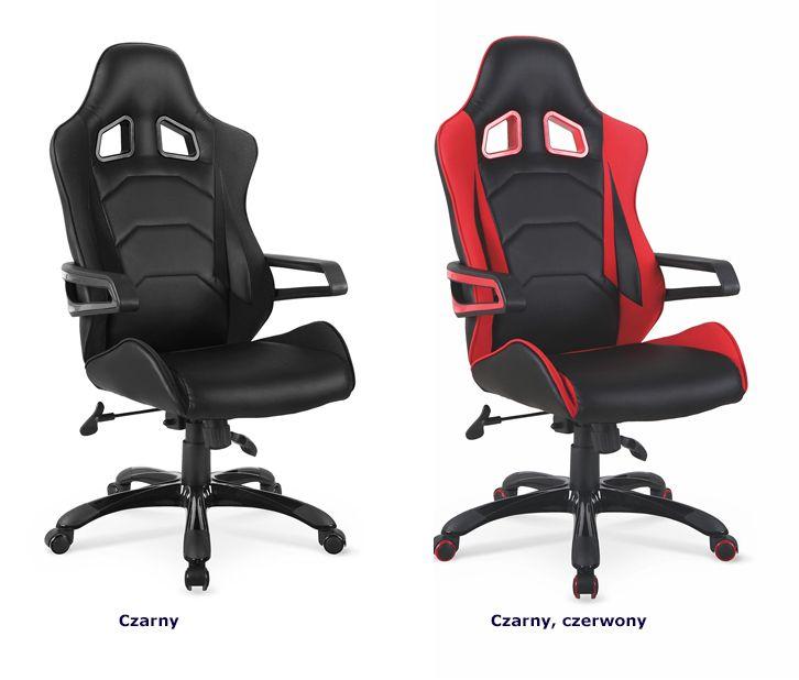 Nowoczesne fotele do gabinetu Demos - komfortowe