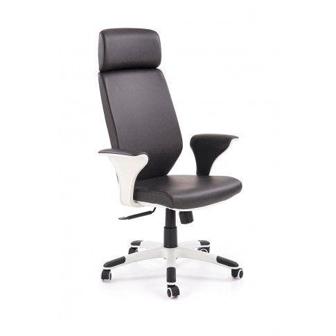 Zdjęcie produktu Fotel gabinetowy Erron - czarny .