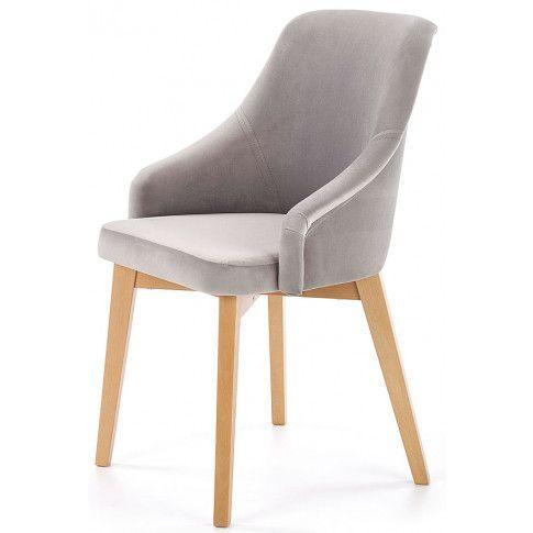 Zdjęcie produktu Krzesło drewniane Altex 2X - popiel + dąb miodowy.