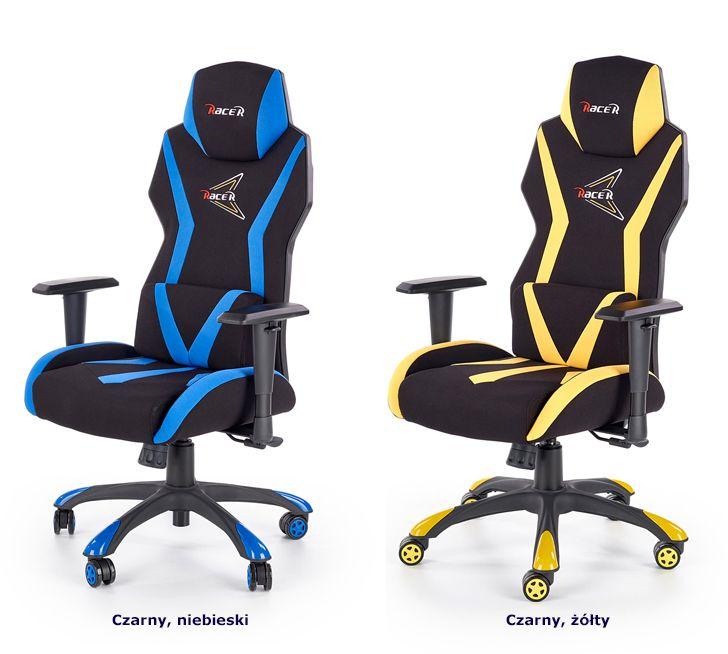 Komfortowe fotele gabinetowe Euron - czarne