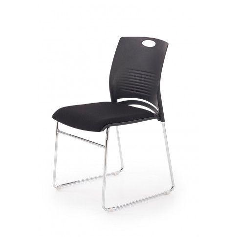 Zdjęcie produktu Fotel konferencyjny Memos - czarny.