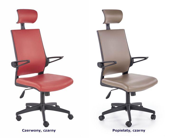 Designerskie fotele obrotowe Roftel - komfortowe