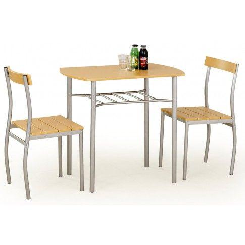 Zdjęcie produktu Stół z krzesłami Twiner - olcha.