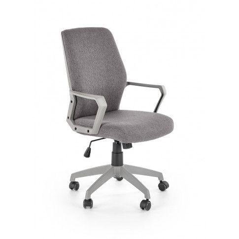 Zdjęcie produktu Fotel obrotowy Ratag - popielaty.
