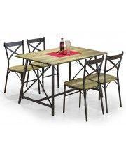 Stół z krzesłami Rexer