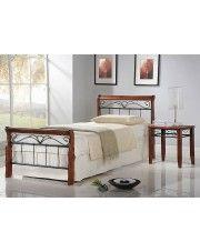 Jednosobowe łóżko Delixa 90x200