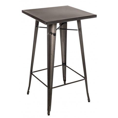 Metaliczny stół Awanger do kuchni