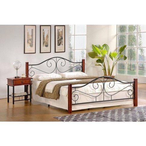 Zdjęcie produktu Stylowe łóżko Sirela 160x200.