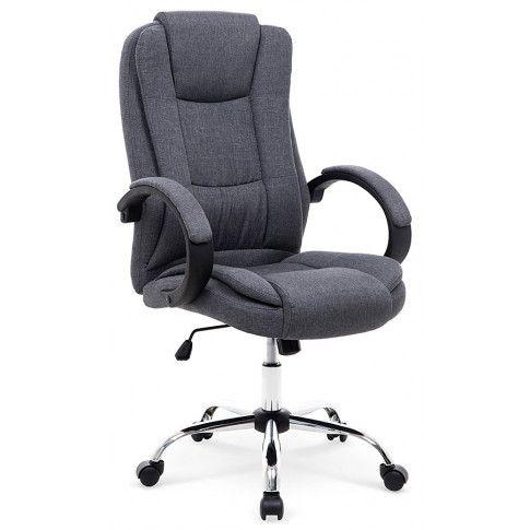 Zdjęcie produktu Fotel obrotowy Ariel 2X - popielaty.