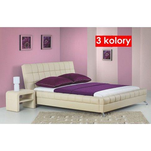 Zdjęcie produktu Łóżko pikowane 160x200 Dolima - 3 kolory.