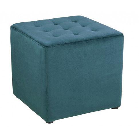 Zdjęcie produktu Pikowana pufa Fodi - zielona.