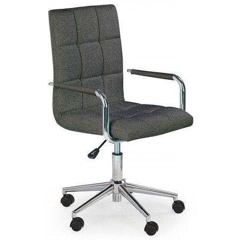 Zdjęcie produktu Młodzieżowy fotel Amber 3X - popielaty.