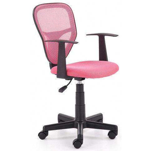Zdjęcie produktu Fotel dla dziewczynki Oskar - różowy.